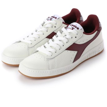 ディアドラ Diadora game l low (white/port/ash)