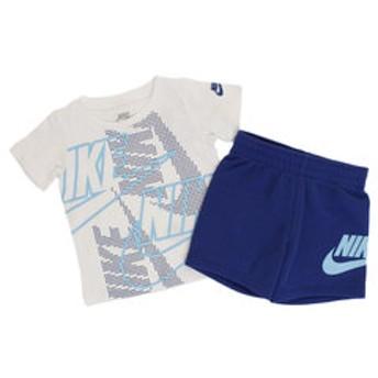【Super Sports XEBIO & mall店:トップス】【オンライン特価】 ジュニア FUTSS TEE & SHORT 上下セット 66E517-C3M