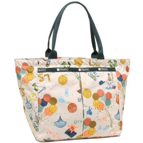 【HOT PRICE】レスポートサック バッグ LESPORTSAC 7470 F132 SMALL EVERYGIRL TOTE レディース トートバッグ DANCE PARTY 2019年2月柄 ボーナス