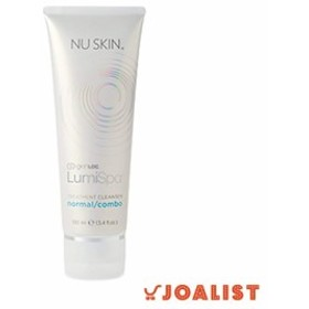 JOALIST-[NU SKIN] GENLOC ルミスパ トリートメント クレンザー, Nu Skin Ageloc Lumispa Treatment Cleanser 100ml (Normal) (5本)