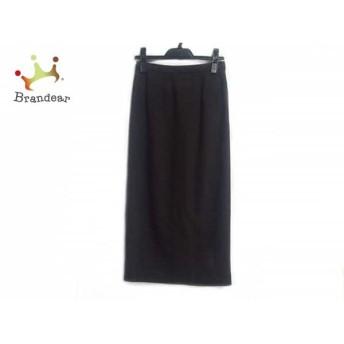 レリアン Leilian スカート サイズ9 M レディース ダークブラウン ロング丈 スペシャル特価 20190731