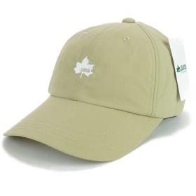 キャップ - Smart Hat Factry <春夏新作>LOGOS撥水ローキャップ ヤング 帽子