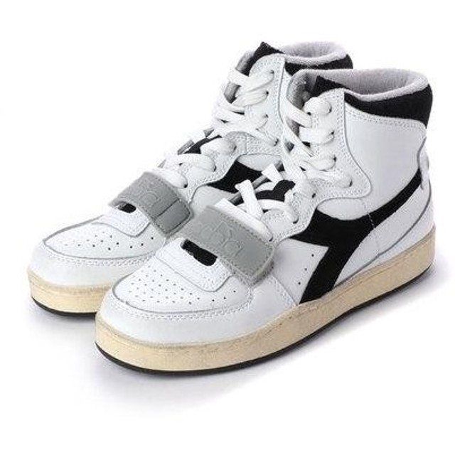 ディアドラ Diadora MI BASKET USED (white/black)