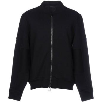 《期間限定セール開催中!》BELSTAFF メンズ スウェットシャツ ブラック M コットン 100%