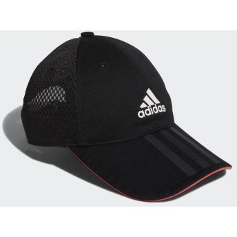 adidas(アディダス)スポーツアクセサリー 帽子 KIDSメッシュキャップ OSFZ FTG38 DV0068 ジュニア ブラック/ホワイト