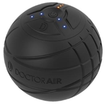 【ドクターエア】 3Dコンディショニングボール(充電式)アシストカバー付 CB-01-BK フィットネス関連