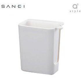 三栄水栓 SANEI シンクのゴミポケット ホワイト