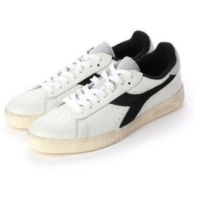 ディアドラ Diadora GAME L LOW USED (white/black)