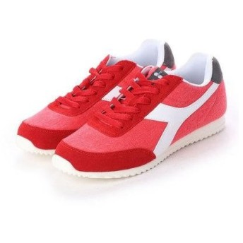 ディアドラ Diadora JOG LIGHT C (mars red/whisper white)