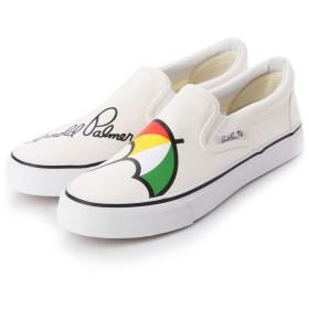 アーノルド パーマー フットウェアー Arnold Palmer FOOTWEAR AP041477 LIOYD WT (WHITE)