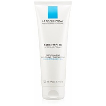 La Roche-Posay(ラロッシュポゼ) 【敏感肌用ブライトニング洗顔料】 センシ ホワイト フォーミングクレンザー 122g