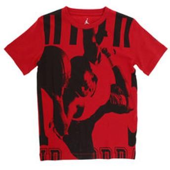 【Super Sports XEBIO & mall店:トップス】【オンライン特価】 ジュニア JRDN JUMPMAN HBR 半袖Tシャツ 955736-R78