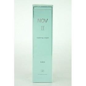 NOV ノブ II ウォッシング クリーム 110g
