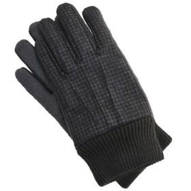 サンキョウショウカイ 手袋 メンズ スマートフォン タッチパネル メンズ ブラック フリー(24cm) 【sankyoshokai】