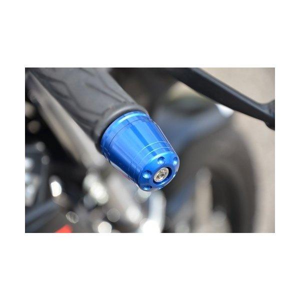 AGRAS グラディウス400 アグラス バーエンド カラー:ブルー