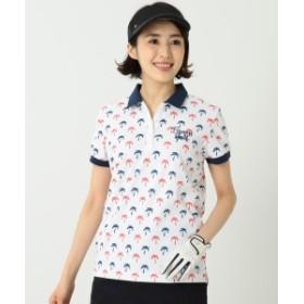 【予約】BEAMS GOLF ORANGE LABEL / ビーチサイド ポロシャツ レディース ポロシャツ TRICO M