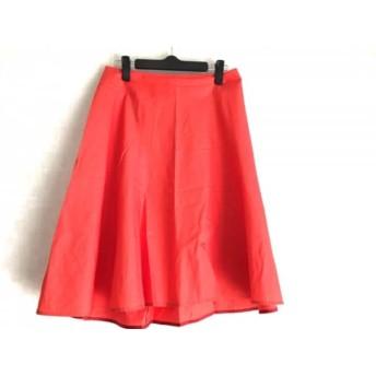 【中古】 トゥモローランド TOMORROWLAND ロングスカート サイズ38 M レディース オレンジ