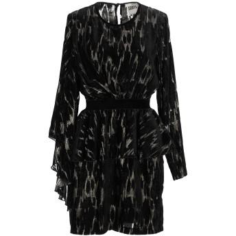 《セール開催中》ANIYE BY レディース ミニワンピース&ドレス ブラック XS レーヨン 65% / ナイロン 25% / ポリエステル 10%