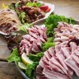 豚・鶏バラエティー家族セット(合計3kg)(セット)