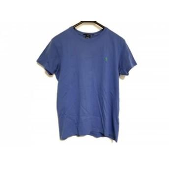 【中古】 ラルフローレンゴルフ RalphLaurenGOLF 半袖Tシャツ サイズM メンズ ブルー