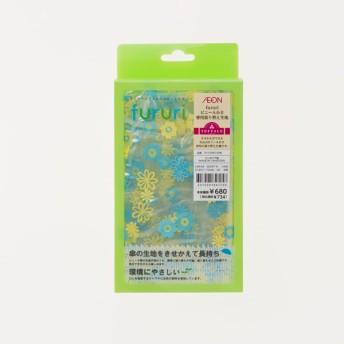 【fururi】ふるり) 着せ替えができるビニール傘 張り替え生地 ブルーワラワー(フルリ) ブルーフラワー