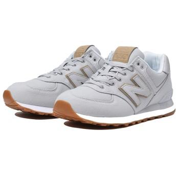 (NB公式)【ログイン購入で最大8%ポイント還元】 ユニセックス ML574 TLA (グレー) スニーカー シューズ 靴 ニューバランス newbalance