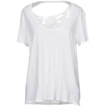 《セール開催中》BEN TAVERNITI UNRAVEL PROJECT レディース T シャツ ホワイト XS コットン 100%