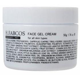 H.FABCOS(エイチファブコス) FACE GEL CREAM 美容クリーム(オールインワンタイプ)(50g)