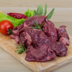 高タンパク・低カロリー・低脂肪 えぞシカ肉セット(セット)