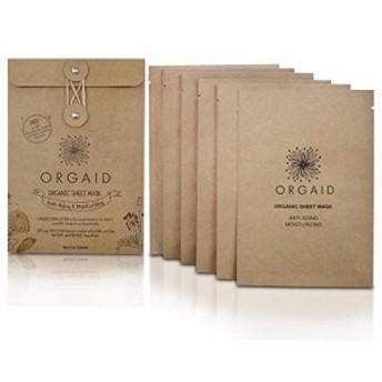 ORGAID(オーガエイド) エッセンスモイストマスク 4枚入り