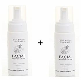 Brighttherapy(ブライトセラピー)オーガニック洗顔フォーム 2本セット
