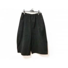 【中古】 コムデギャルソンジュンヤワタナベ パンツ サイズM レディース 美品 JA-P005 黒 AD2017