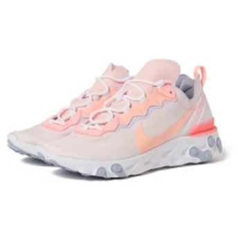 NIKE / React Element 55 19SS メンズ スニーカー PINK 28.5