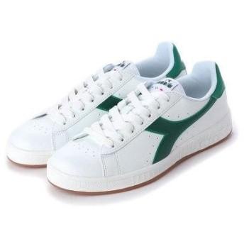 ディアドラ Diadora game p (white/verdant green)