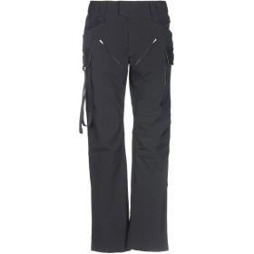 《期間限定 セール開催中》ALYX メンズ パンツ ブラック 46 バージンウール 96% / ポリウレタン 4% / 羊革(ラムスキン)