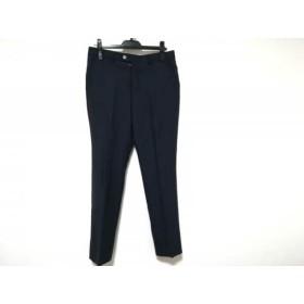 【中古】 ポールスミス PaulSmith パンツ サイズ80 メンズ ダークネイビー