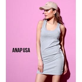 【セール開催中】ANAP(アナップ)サイドラインタイトワンピース