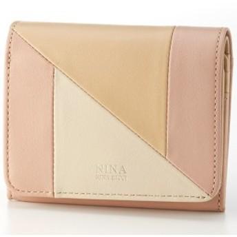ニナ・ニナ リッチ(NINA NINA RICCI)/ラ ボール 二つ折りBOX財布