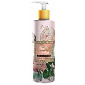 RUDY Nature&Arome SERIES ルディ ナチュール&アロマ Hand&Body lotion ハンド&ボディローション ローズ