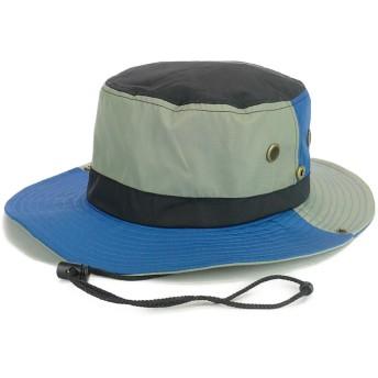 ハット - Smart Hat Factry <春夏新作>撥水クレイジーポケタブルアドベンチャーハット ヤング 帽子