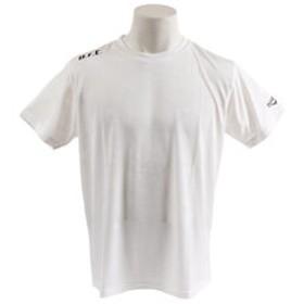 【Super Sports XEBIO & mall店:トップス】DFCジャガード半袖Tシャツ 863D9FT9349WHT