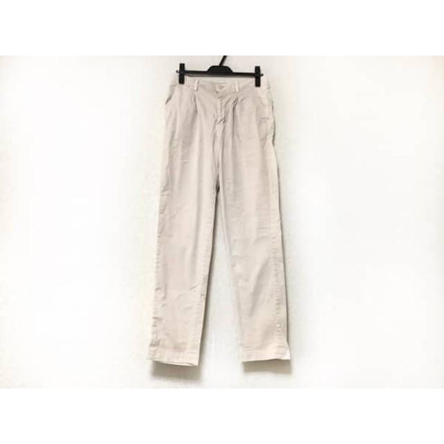 【中古】 アクネ Acne パンツ サイズ27/34 レディース ベージュ