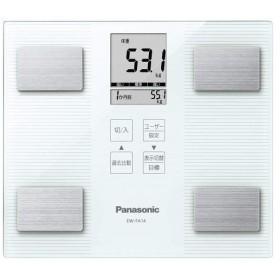 Panasonic 体重・体組成計 ホワイト EW-FA14-W パナソニック