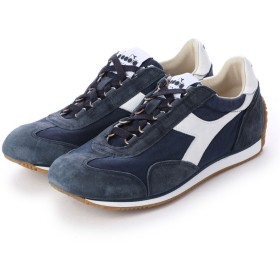 ディアドラ Diadora equipe h canvas stone wash(BLUE DENIM)