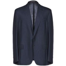《セール開催中》PAL ZILERI CONCEPT メンズ テーラードジャケット ブルー 52 麻 55% / ウール 35% / シルク 10%