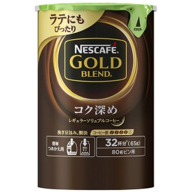 ネスカフェ ゴールドブレンドコク深めエコ&システムパック (65g)