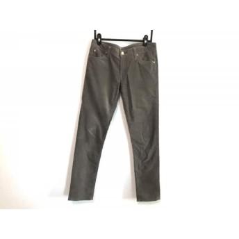 【中古】 メゾン ド リーファー Maison de Reefur パンツ サイズ25 XS レディース グレー SKINNY