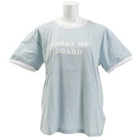 【Super Sports XEBIO & mall店:トップス】CARRY MY BOARD RINGER Tシャツ SIS@AH6154-452