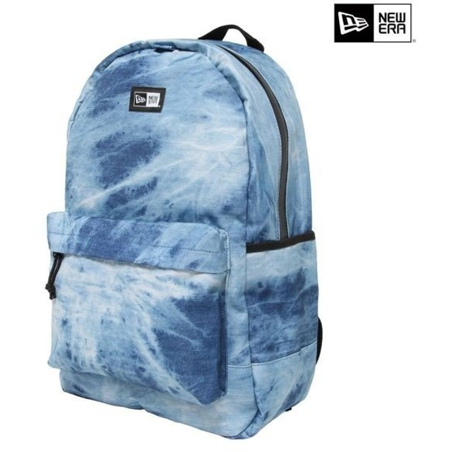 デイパック NEWERA ニューエラ 11901940 LIGHT PACK 900D DENIM TIE DYE PRNT GGS C29