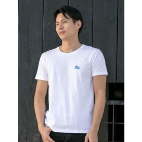 【50%OFF】 チャイハネ MALIBU SHIRTS レイハワイメンズTシャツL メンズ ホワイト Free 【CAYHANE】 【セール開催中】